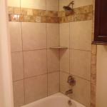 Shower Remodeling: After